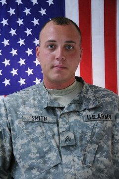 SSgt. Christopher Smith