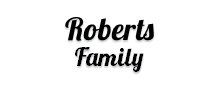 Roberts Family