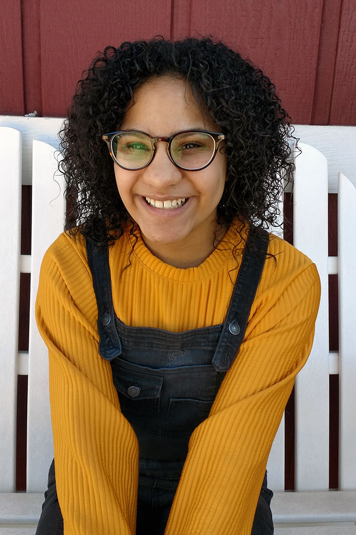 Abigail Dickinson, 2018 Scholarship Recipient
