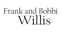 Frank and Bobbi Willis