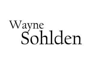Wayne Sohlden